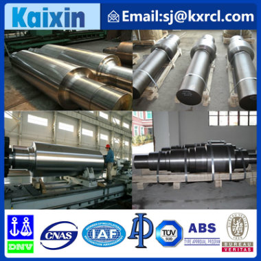 Alloy Steel Bespoke Shaft Manufacturer