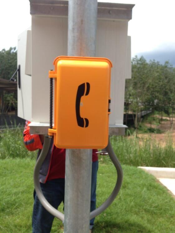 IP66 Industrial Telephone Waterproof Telephone Weatherproof Telephone with Competitive Price