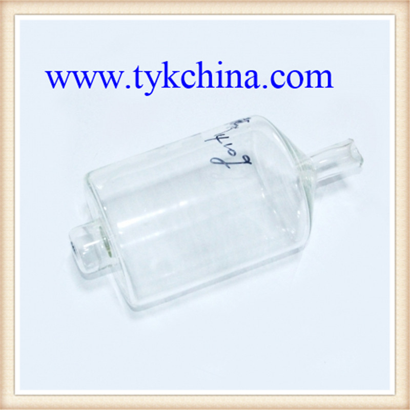 Condenser Cylinder with Ground Joints for Laboratory by Borosilicate Glass