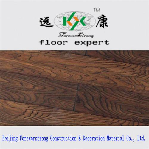 Embossed Antique Wooden Engineered Flooring