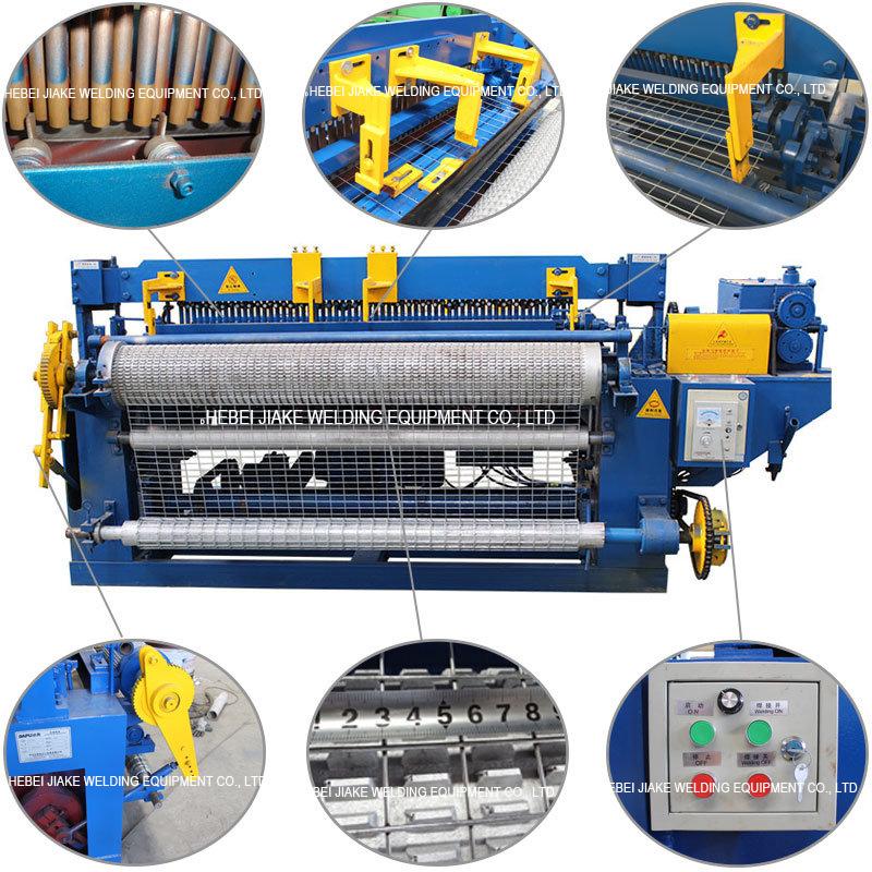Hot Sell Welded Galvanized Wire Mesh Roll Machine