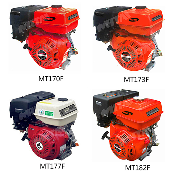 2016 New Factory Price 5.5 HP 163 Cc Small Petrol Engine