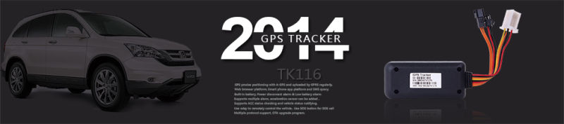 Vehicle GPS Trackering Solution Expert, Provided by Eelink GPS Tracker (TK116)