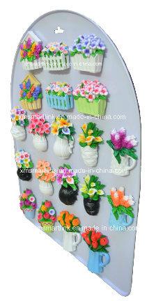 Sculpture Flower Refridgerator Magnet Gifts