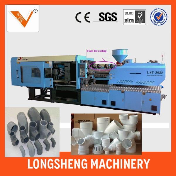 PVC Pipe Fittings Making Machine 300ton