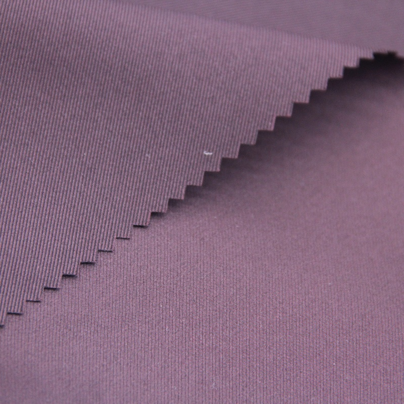 Twill T400 Spandex Thick Fabric for Fashion Garment