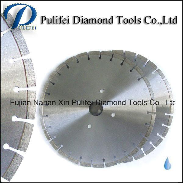 Pulifei Diamond Circular Saw Blade for Granite Marble Bricks Concrete