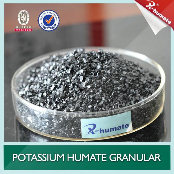 High Concentrated Potassum Fulvic Humate for Fertilizer