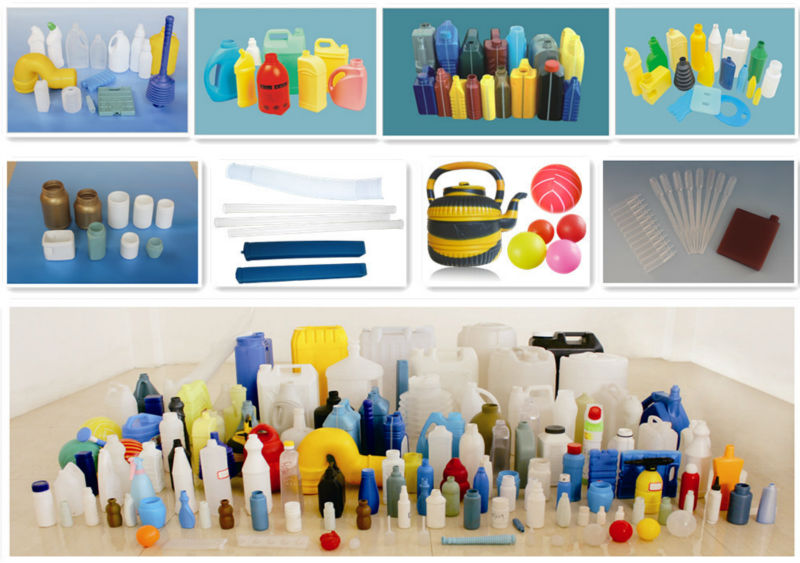 1L 1.8L 2.5L PP HDPE Small Plastic Bottle Making Machine Price