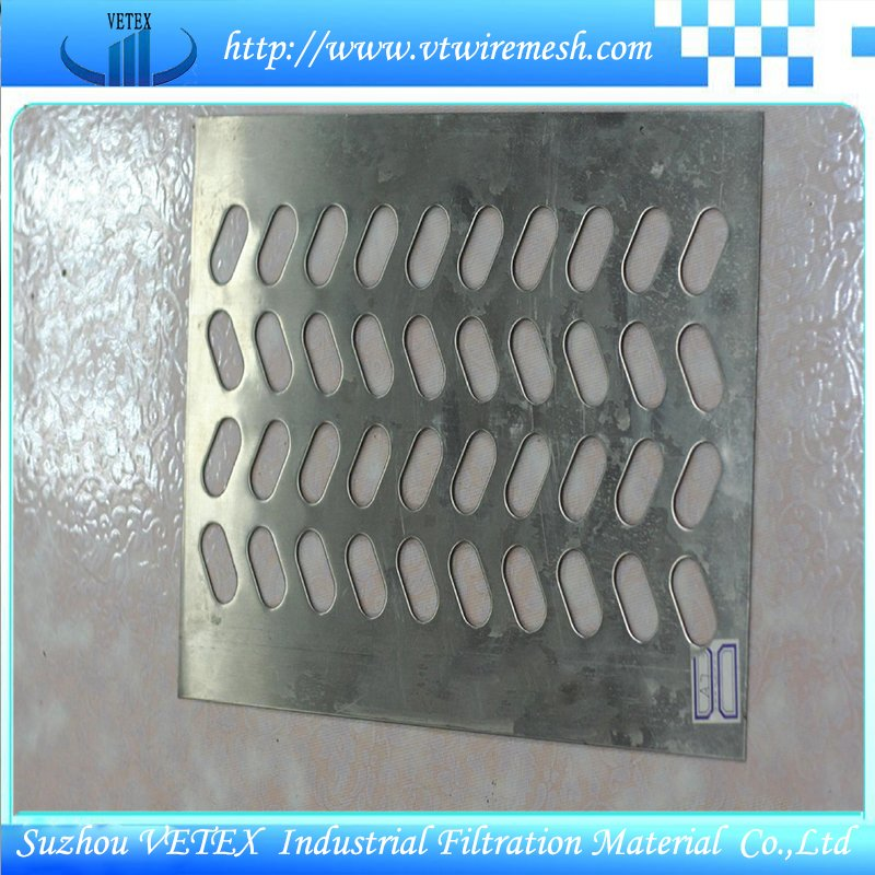 Perforated Metal Mesh with SGS Report