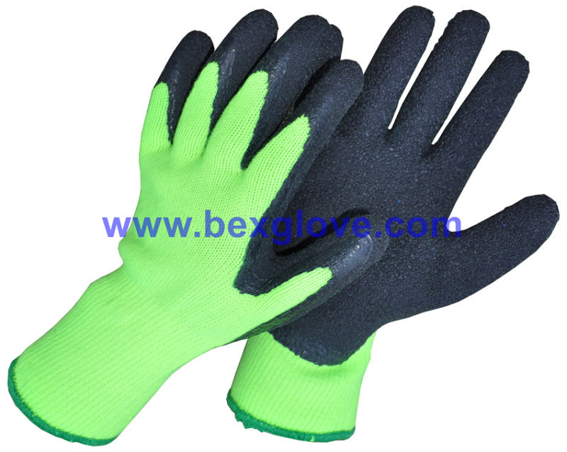 Latex Winter Warm Glove
