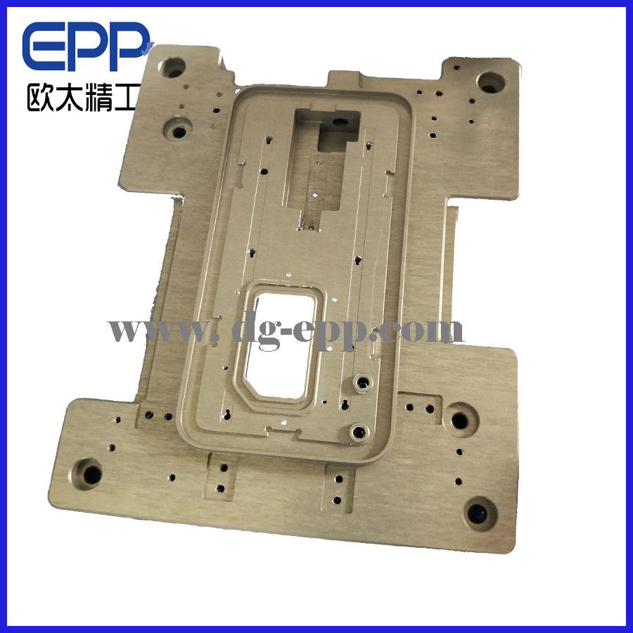 Aluminum Precise Process Machining CNC Parts for Electric Appliance