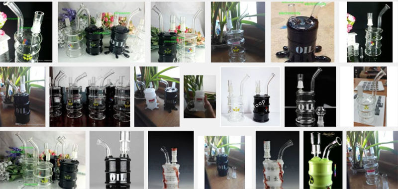 710 Newest Come Glass Pipe Recycler Fab Egg Glass Water Pipe