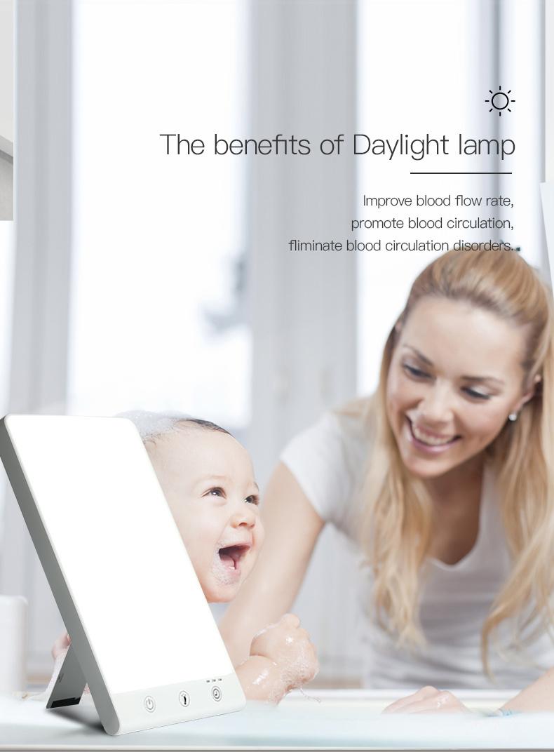Портативная лампа для светотерапии Hot Saling