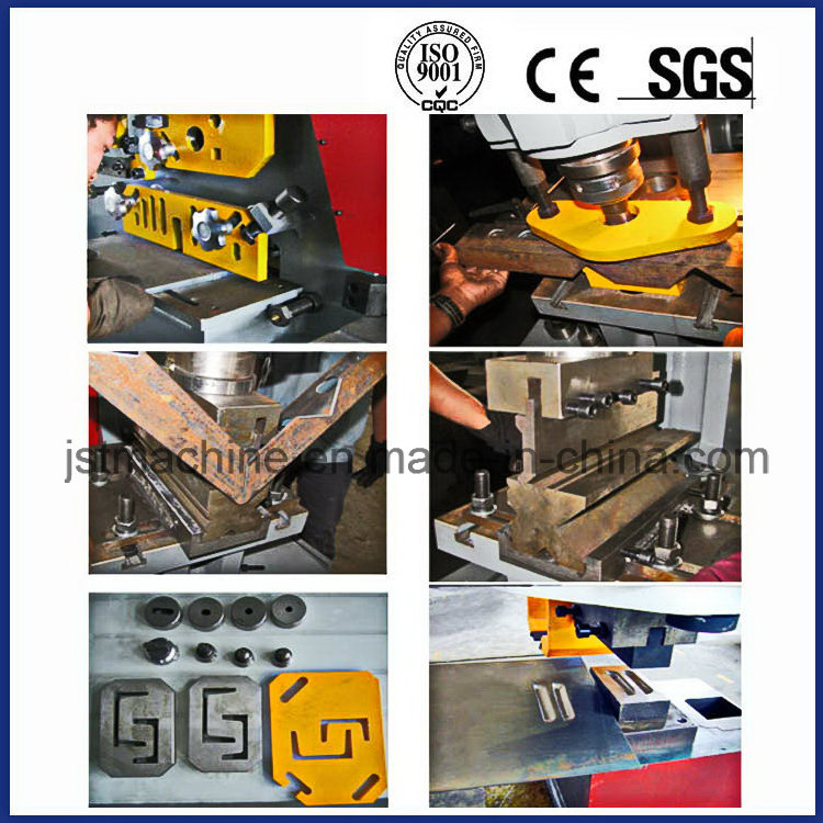 Steelworker Machine, Steel Ironworker, Metalworker Machine for Stainless (Q35Y-30)