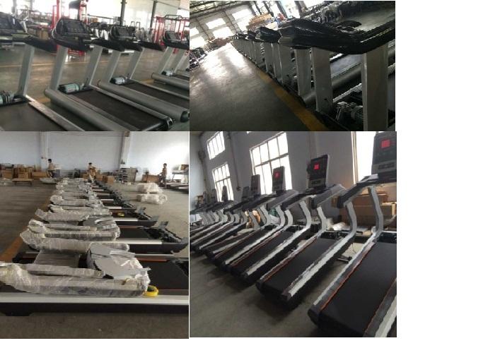 Commercial Fitness Treadmill Machine for Runner