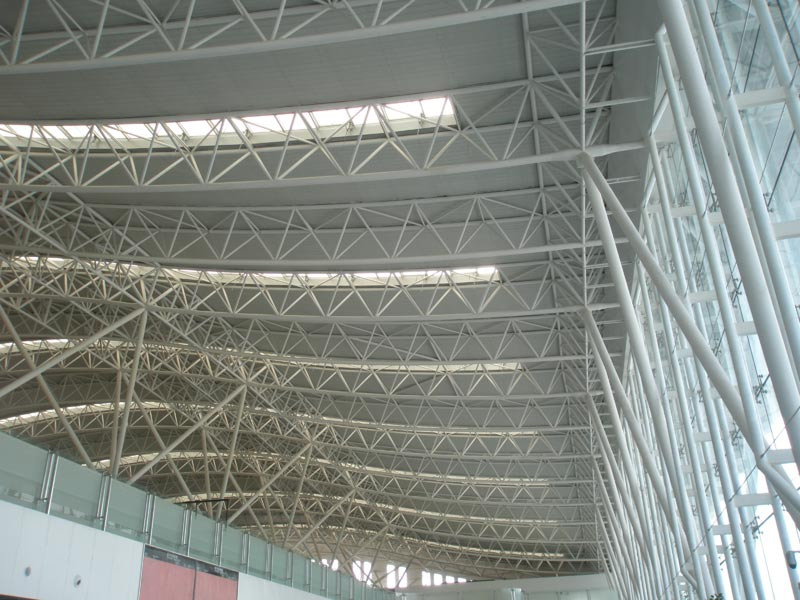 Steel Roof Trusses Structure