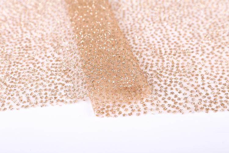 Sparkle Glitter Tulle Tutu Dress Mesh Fabrics