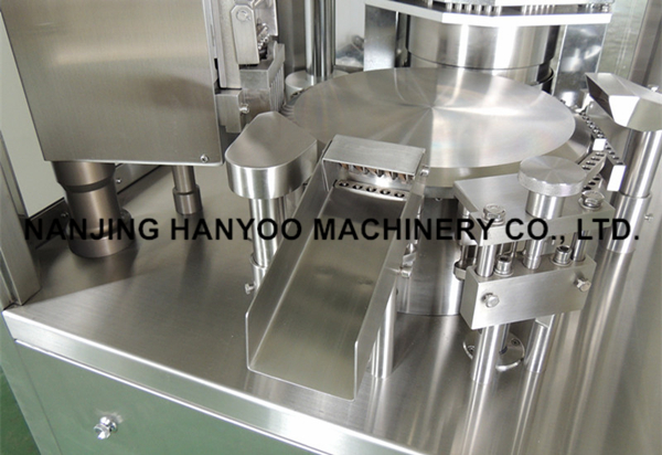 Automatic Pharmaceutical Herbal Capsule Filling Machinery