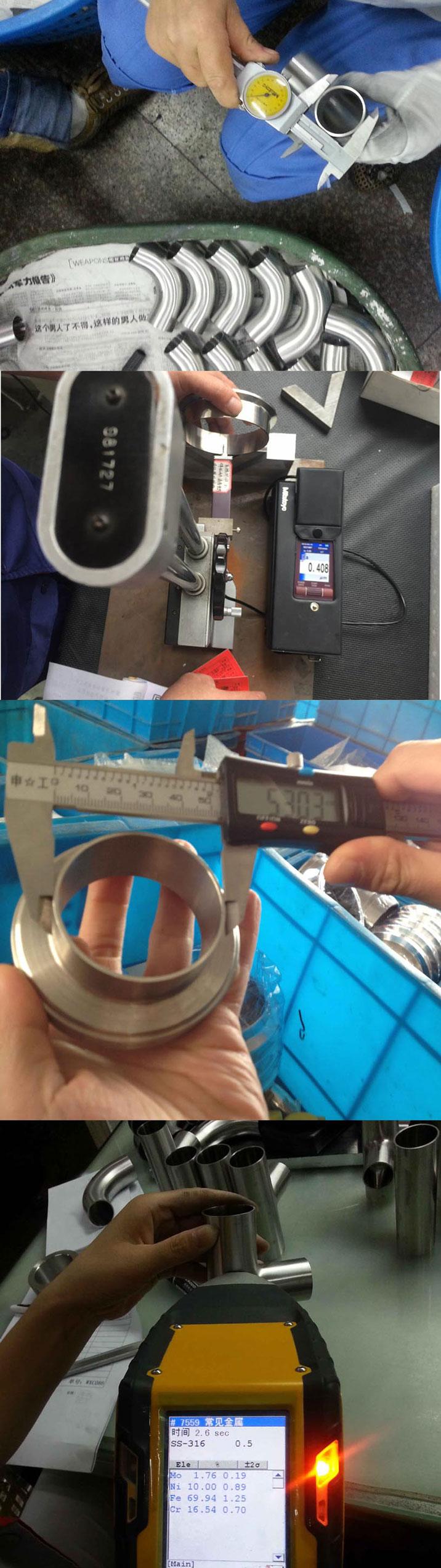 Stainless Steel Sanitary Valves (SV)
