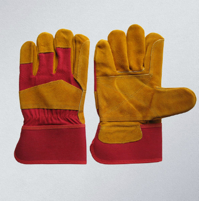 Golden Cow Split Leather Work Glove (3081)