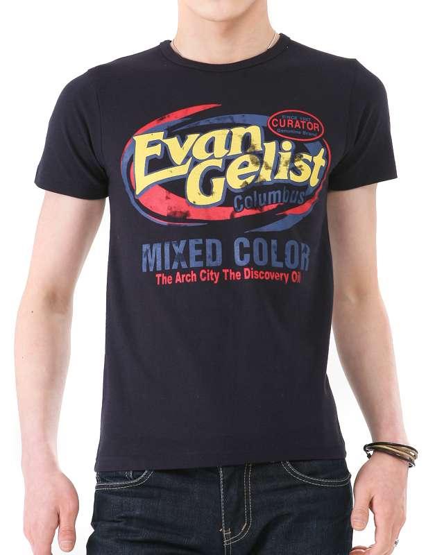 Black Screen Printing Wholesale Fashion Custom Cotton Design Men T Shirt