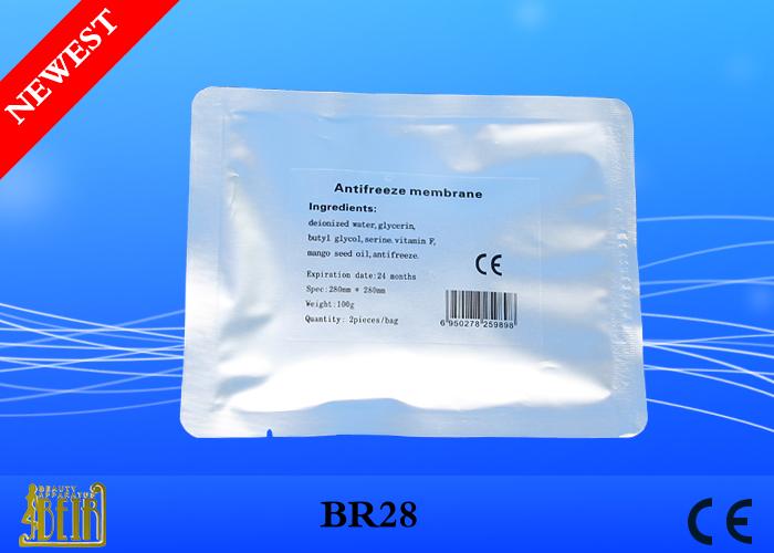 Cool Tech Fat Freezing Machine / Cryo Slimming Machine / Cryolipolysys Antifreeze Membrane