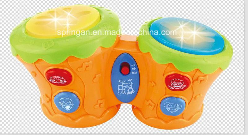 Attractive Player Children Drum Musical Instrument Toys