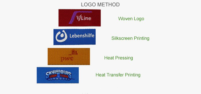 Transferring Print Logo Lanyard Made of Polyester