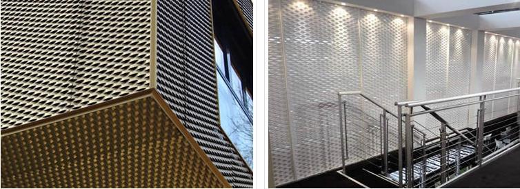 Menards Industrial Carbon Steel Expanded Metal Mesh