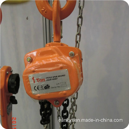 Material Handing Equipment Vt Type Vital Chain Block Chain Pulley Block