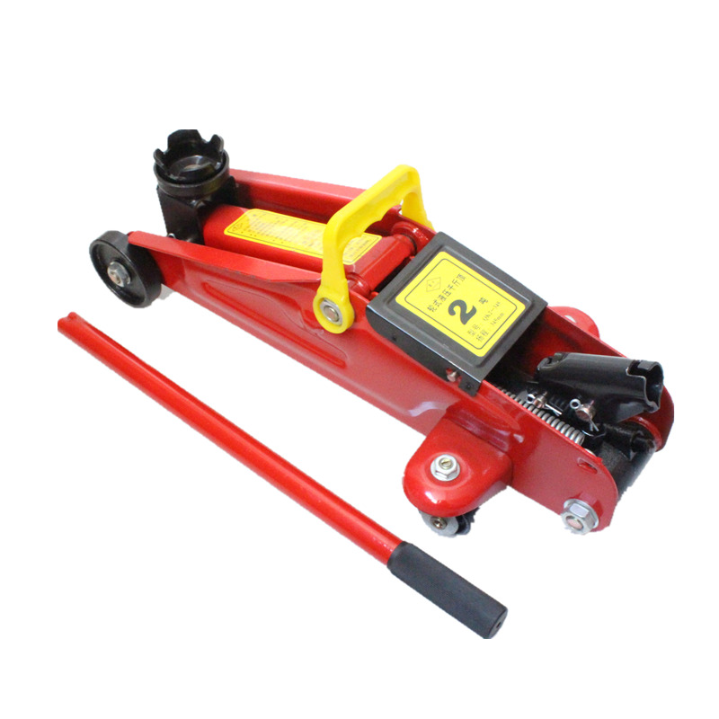 Floor Jack (2ton, 5.5kg color box packing)