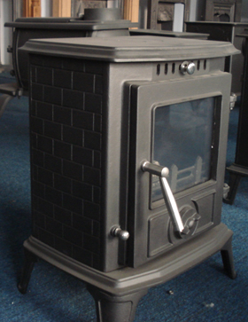 Cast Iron Cooker, Stove, Cast Iron Fireplace (FIPA068)