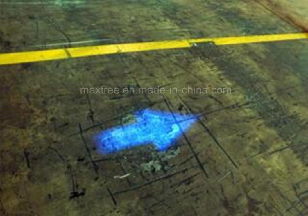 CREE LEDs Blue Spot Light Safety Forklift Floor Signal Light