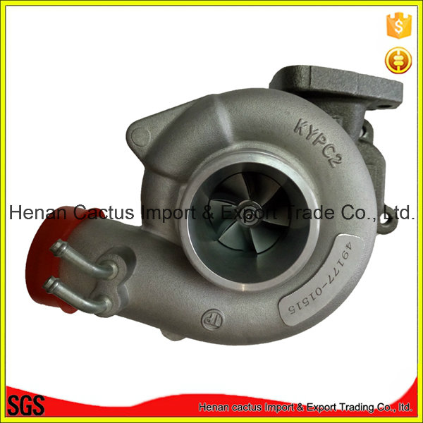 Td04 Turbocharger 49177-01515 for Mitsubishi Delicia L300 Pajero Shogun L200 4WD 1996 L400 4D56t 4D56 2.5L D