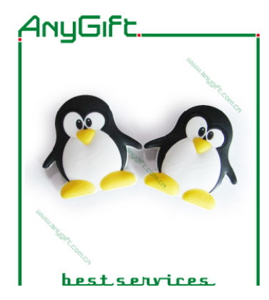 3D PVC Fridge Magnet with Customized Size and Logo