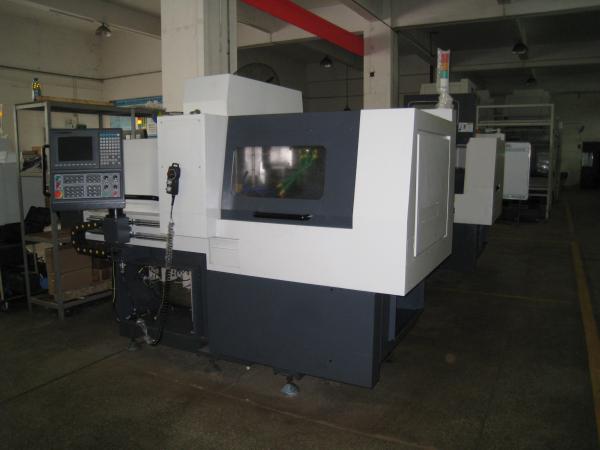 Horizontal Swiss Type CNC Lathes CNC20z-D with Ce
