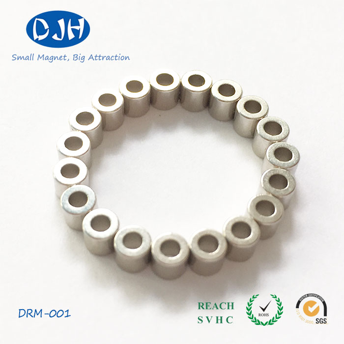 Permanance and Good Power Ring Magnet Rare Earth Materials