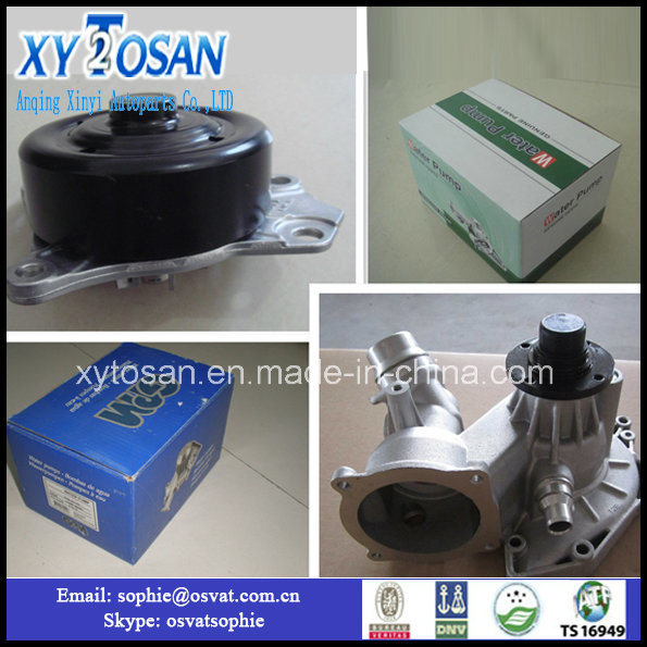 Isusu Spare Parts Water Pump for Isu-Zu 6he1 Rk195 Hino OEM 8-94393-447-3 Engine Pump