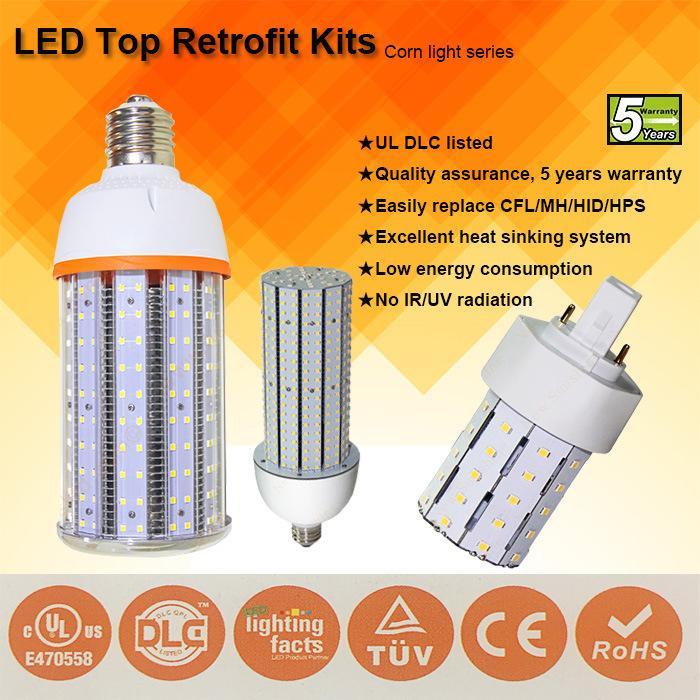 Hot Sale 360 Degree E27 Energy Saving Dimmable 150W LED Corn Bulb Light