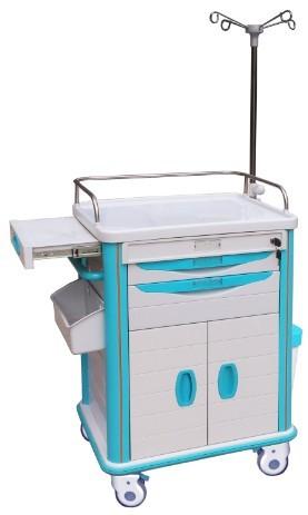ABS Medical Emergency Trolley Jyk-C10A