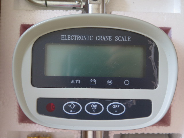 XZ-GSC Series Digital Crane Scales