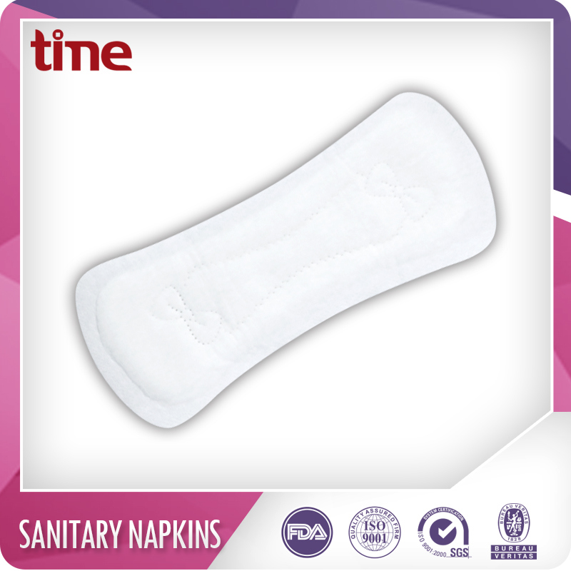 Ultra-Thin Mini Panty Liner for Ladies Wholesale Export to Dubai