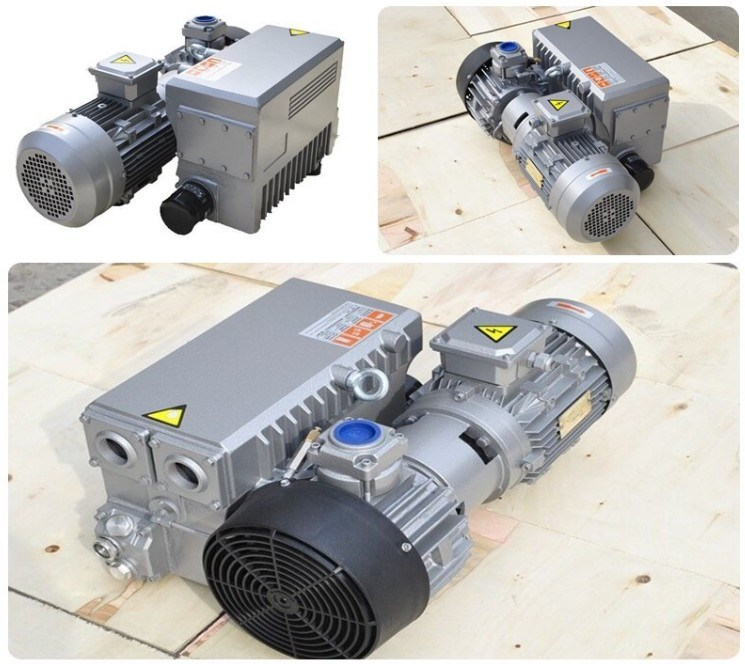 Xd-250 Rotary Vane Vacuum Pump for Sticking of Advertisement Sheets