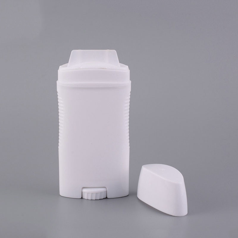 Plastic Body Deodorant Stick Container for Man 90g (NDOB06)