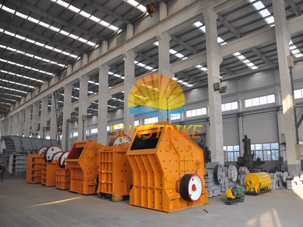 Sand Crushing Machine, Impact Crusher, Jaw Crusher for Sale