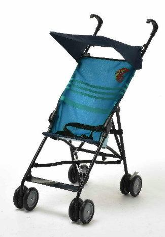Simple Buggy/ Baby Stroller with En1888 Certificate