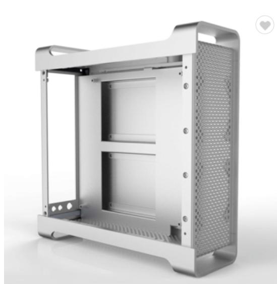 custom metal steel aluminium rack