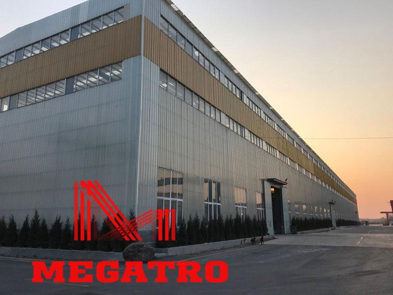 Megatro 500kv Dead End a-Frame Substation Structure (MGP-500AF)