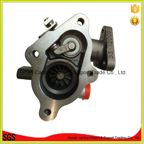 Water Cooled Electric TF035 Turbocharger Kits 49135-03310 for Mitsubishi Pajero 4m40 Engine 2.8L